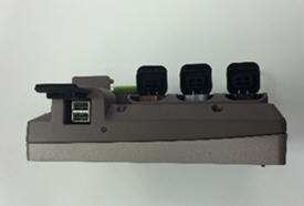 Dos puertos USB