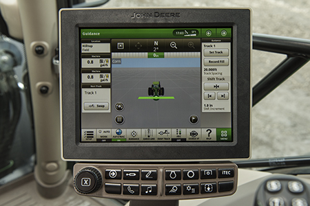 John Deere 4200 CommandCenter