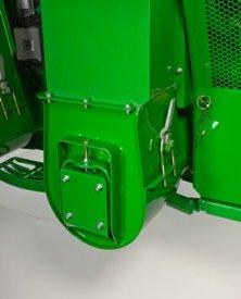 Conjunto de elevador de grano limpio S680