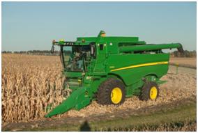 Depósito de grano S550 con 250-bu (8800-L)