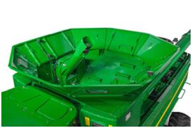 Depósito de grano S660 con 300-bu (10.600-L)