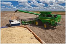 Depósito de grano S680 con 14.100 L