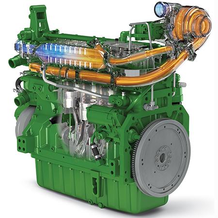 Motor John Deere PowerTech