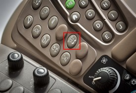 Icono del interruptor de reducción de velocidad de las bandas laterales