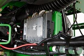 Unidad de control principal 2 de sembradora