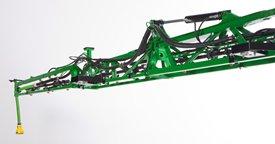 Estructura de barra de pulverización en 3D