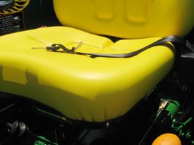 Cinturón de seguridad retráctil