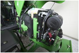 Motores PowerTech listos para funcionar