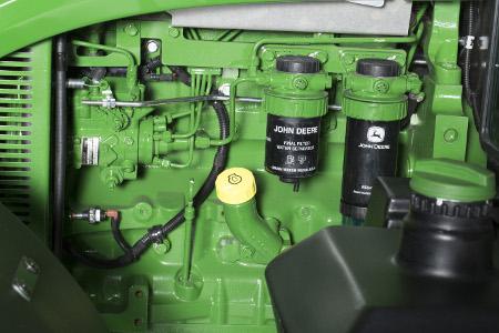 Los filtros de combustible