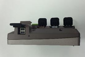 Two USB ports