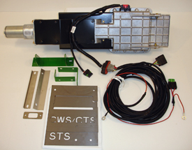 Combine moisture sensor retrofit kit on 50 Series