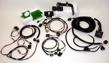 GreenStar-ready tractor kit, 6020 or 7020 series