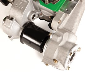 StalkMaster gearcase