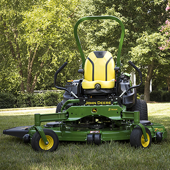 Z994R with fully-adjustable suspension seat option and 72-in. (183-cm) mower deck