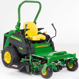 60-in. (152-cm) 7-Iron PRO Mulch On Demand Mower Deck shown