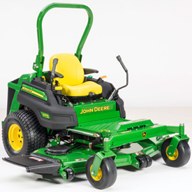 Z997R with 72-in. (183-cm) side-discharge mower