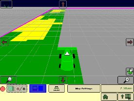 Cotton yield mapping system