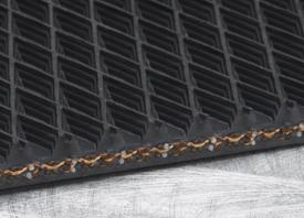 DiamondTough triple-weave belts