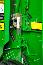 Adjustable crank handle