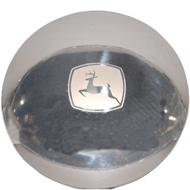 Stainless-steel wheel cover