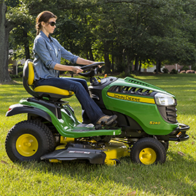 S240 Sport Ride On Mower Mowers John Deere Australia