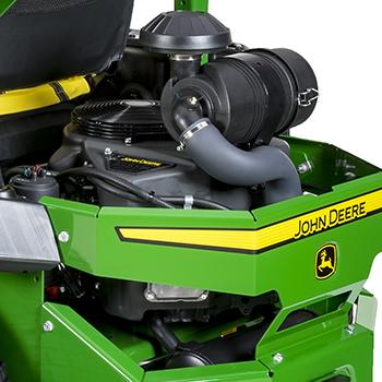 23.5-hp (17.5-kW) engine