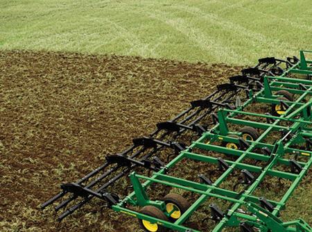 240 Coil-Tine Chisel Plow Harrow