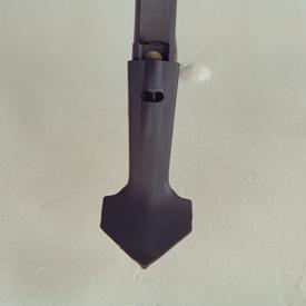 10.2-cm (4-in.) Perma-Loc spoon