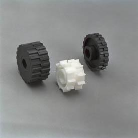 Meter rollers