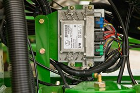 Electronic power modules shown on a 1775NT Planter
