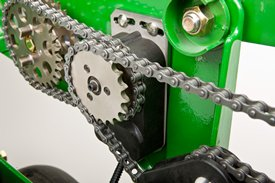 RowCommand on a chain drive MaxEmerge 5 row-unit
