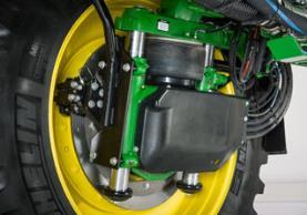 Dual strut suspension