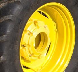 Rear-wheel weight