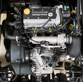812-cm3 (49.6- cu in.) petrol engine