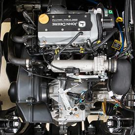 812-cm3 (49.6- cu in.) petrol engine