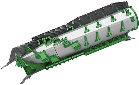 Rotor TriStream
