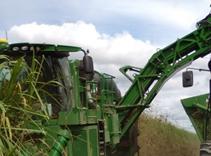 Harvest Monitor™ instalado na CH570