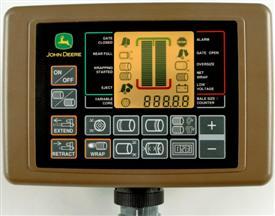 Monitor controlador BaleTrak Pro