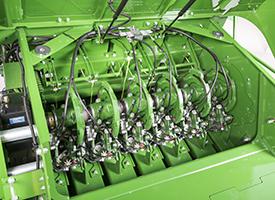 Sistema do atador de amarração dupla