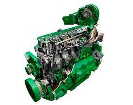 Motor a diesel de 6,8 L
