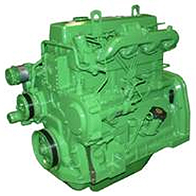 Motor 4045D, 4 cilindros