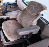 Assento com suspensão mecânica deluxe