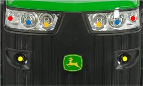 Iluminação 8R