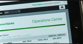 Envoyer des données avec fluidité vers et depuis le Centre d'opérations