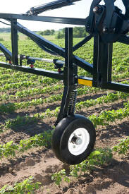 Détection des conditions du sol grâce aux capteurs de roue
