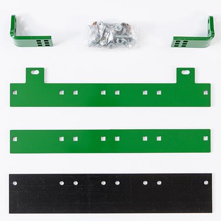 Composants du colis de finition en bandes