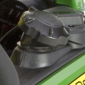 Goulotte de remplissage de carburant