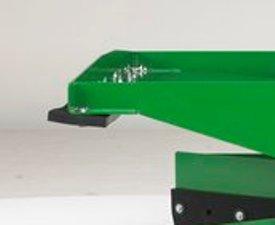 Option de boîte décapeuse pour logettes de la sérieAE11E