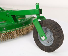 Pneu résistant aux perforations (ici, un pneu stratifié)