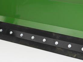 Bord d'attaque en caoutchouc de 25,4cm (10po)